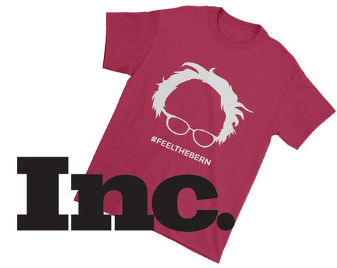 Inc. Magazine - Feel the Bern