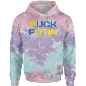 Captain Awesome Tie-Dye Adult Hoodie Sweatshirt