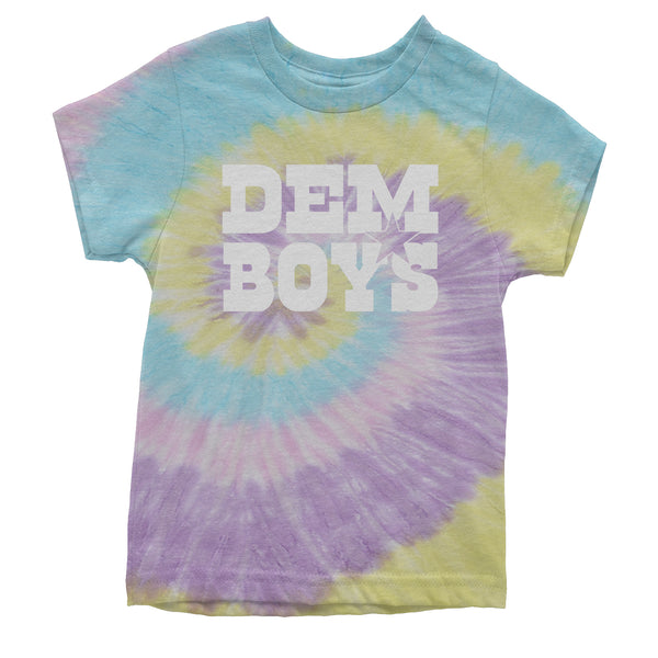Heathen Season Pentagram Autumn Halloween Youth Tie-Dye T-shirt