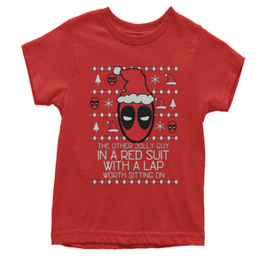 Merc With A Mouth Ugly Christmas  Youth T-shirt