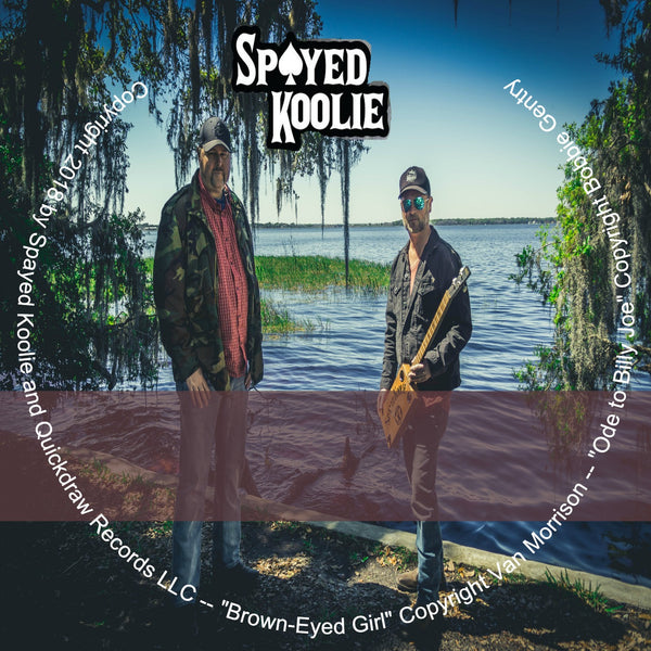 SPAYED KOOLIE Raglan PLUS cd