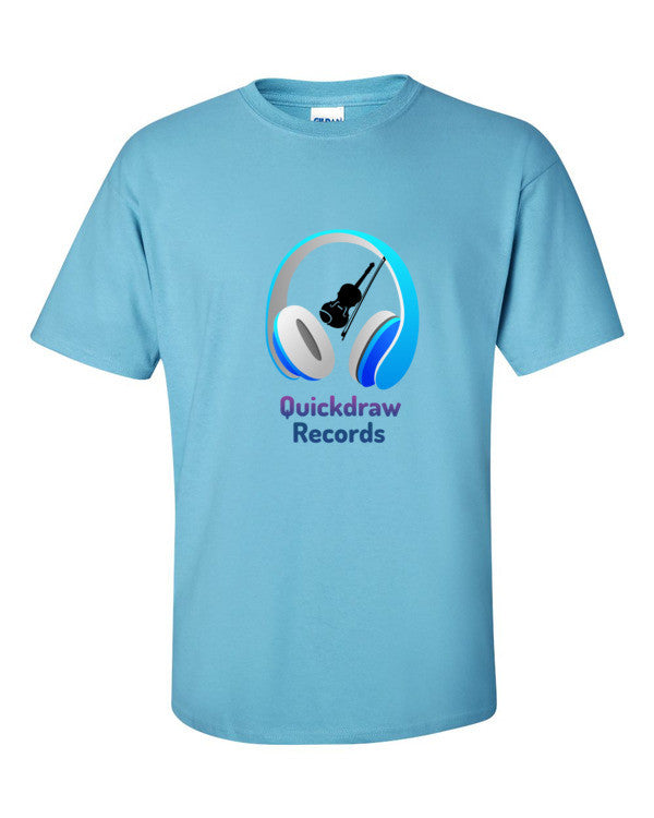 Short sleeve t-shirt - Quickdraw Records - 8