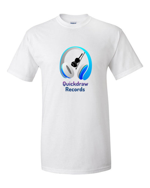 Short sleeve t-shirt - Quickdraw Records - 7