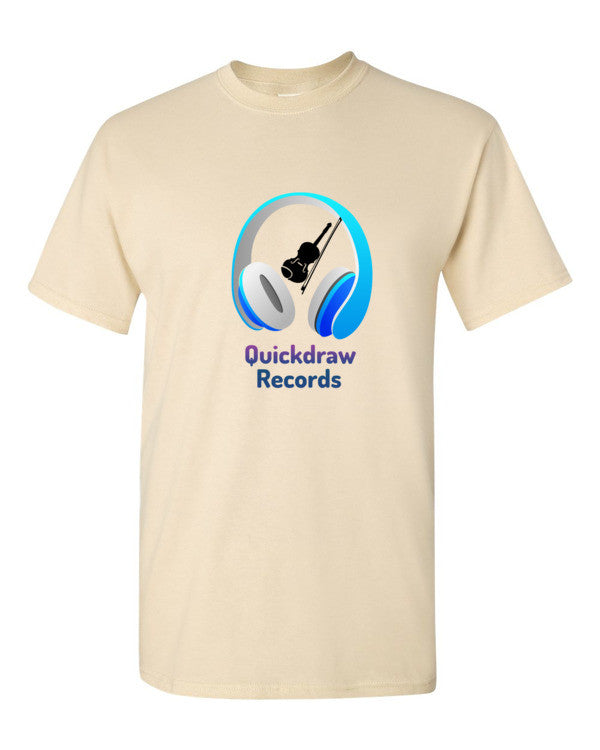 Short sleeve t-shirt - Quickdraw Records - 4