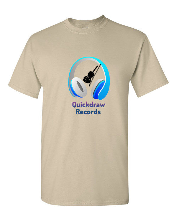 Short sleeve t-shirt - Quickdraw Records - 3