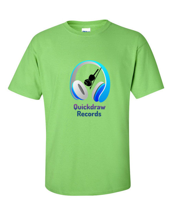 Short sleeve t-shirt - Quickdraw Records - 6