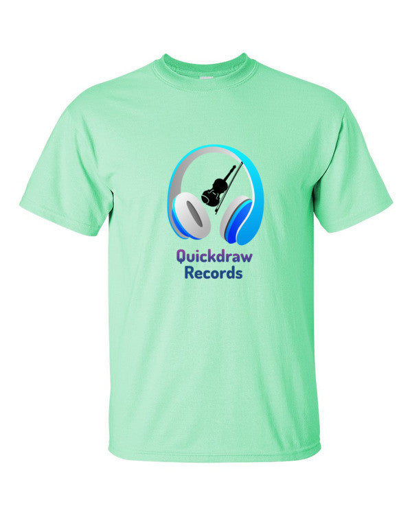 Short sleeve t-shirt - Quickdraw Records - 5