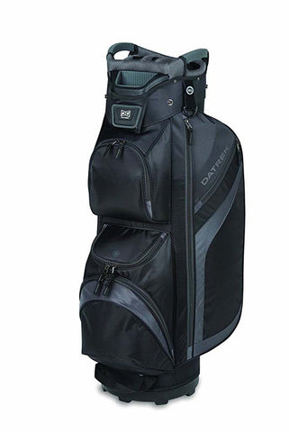 Datrek DG Lite II Cart Bag Black/Charcoal 15 Way Divider System