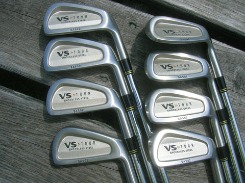 Kasco VS Tour SA502 Forged Iron Set DG Lite S300 Shafts Kasco Grips MIJ Mint