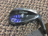 Titleist Vokey SM7 58.08M Grind wedge Brushed Steel finish