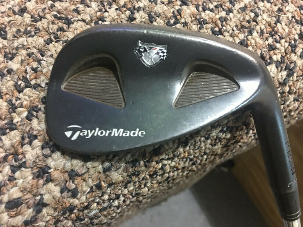 TaylorMade Rac TP Black Wedge 52.08 Wedge Flex Steel Shaft