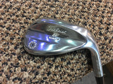 Titleist Vokey SM7 58.08 M grind Tour Chrome Wedge