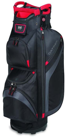 Datrek DG Lite II Cart Bag Charcoal/Red 15 Way Divider System