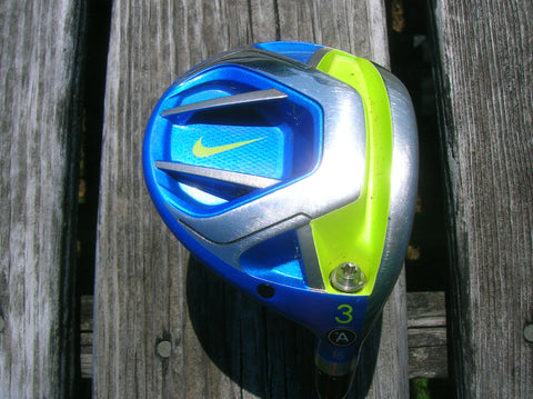Nike Vapor Fly 15° 3 Wood w/HC Tensei Blue CK65 A Flex Shaft CP2 Wrap Midsize Grip