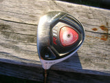 TaylorMade R11S TP 15.5° LH 3 Wood w/HC RIP Phenom 80g S Flex Shaft TM Grip