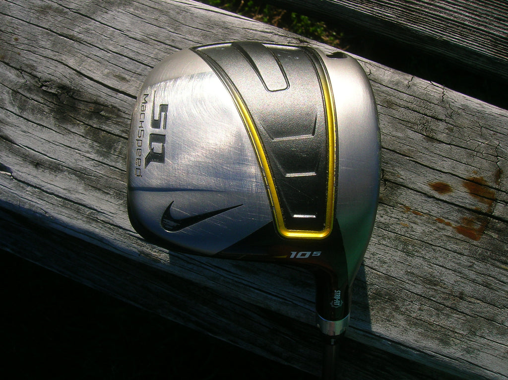 Nike Sq Machspeed 10.5° Driver w/HC & Wrench Proforce 55g R Flex Shaft Nike Grip