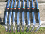 MacGregor ColoKrom M85 Tour Forged Iron Set 3-PW Dynamic S Flex Shafts Winn Grips