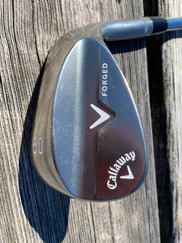 Callaway V Forged 50° Gap Wedge V Forged Wedge Flex Shaft Callaway Grip