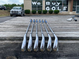 Callaway Apex Pro 16 Iron Set 5-PW D X100 X Stiff Flex Shafts GP MCC New Decade Grips