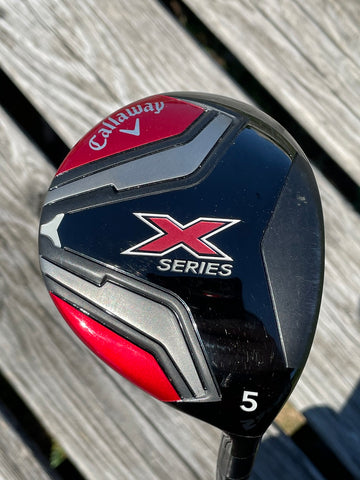 Callaway X Series 5 Wood Project X Regular Flex Shaft Callaway Grip