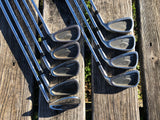TaylorMade Affinity Symphony King Snake Wilson Knight Men's Right Handed Stiff Flex Complete Set #102920J01