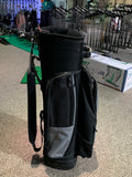Burton Tour Series 6 Divider 8 Pocket Cart Bag Black and Grey
