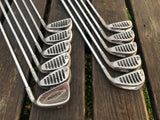 Anti-Slice Cobra Wilson Simmons Palm Springs Slotline Men's Right Handed R Flex Complete Set #112520J01