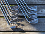 Callaway Technique North Western Wilson Epperson Men's Right Handed R Flex Complete Set #010521J01