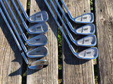 Cleveland TaylorMade Foremost Wilson Shear Line Men's Right Handed R Flex Complete Set #020221J01