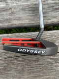 Odyssey EXO Seven White Hot MICRO Hinge Putter Odyssey Steel Shaft Odyssey Grip