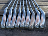 TaylorMade RAC LT Iron Set 3-GW (9 Iron is RAC OS) TM Rifle Stiff Flex Shafts TM Grips