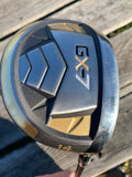 GX-7 X Metal 14° Driver GX-7 55g Sr Flex Shaft GX-7 Grip