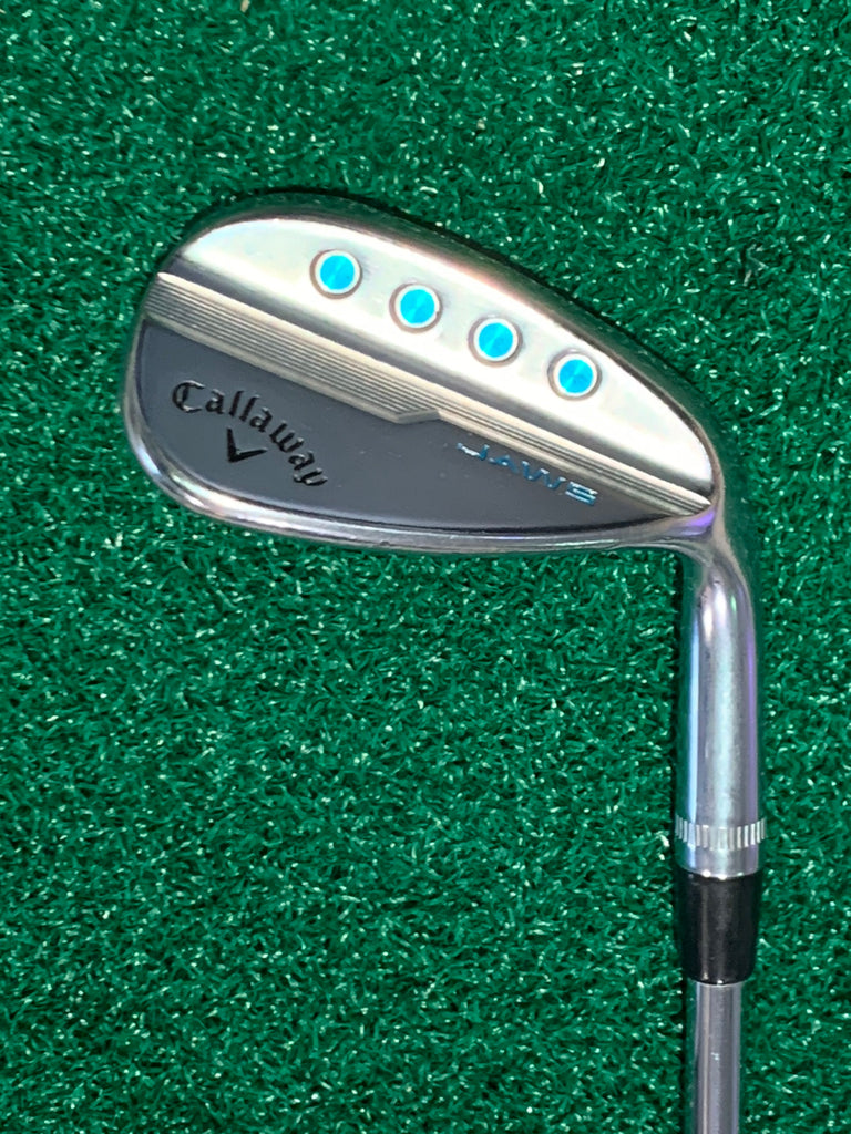 Callaway MD5 Jaws 54° SW Dynamic Gold 115 S200 S Flex Shaft CW UTX Standard Grip