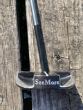 "SeeMore SB1 35"" Putter Ping Grip"