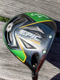 Callaway Epic Flash 10.5° Driver Fujikura Speeder 665 Evolution II Stiff Flex Shaft CW Grip
