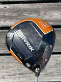 Callaway Mavrik Max 10.5° Driver Aldila Rogue 70g 2.8 X Flex Shaft Callaway Grip