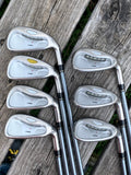 "TaylorMade RAC OS Iron Set 4-PW -1"" UG65 Ladies Flex Shafts TaylorMade Grips"