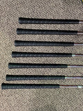 Ping Black Dot Eye 2 Be Cu Irons 3-9 Ping S Flex Shafts Golf Pride Tour Wrap Grips