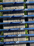 Callaway X Forged/Razr X Muscle Back Combo Iron Set 4-PW Project X Stiff Flex Shafts DriTac Standard Grips