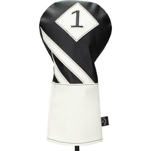 Callaway AM Vintage Headcover for Driver Black and White
