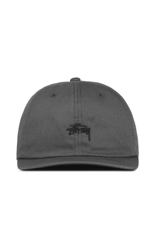 Stock Low Profile Strap Back - Grey