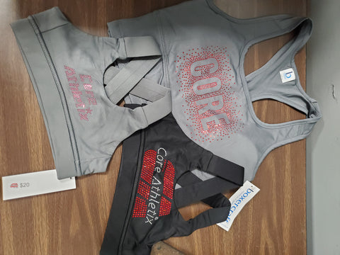 Boxer craft/badger Sports Bra (pro shop)