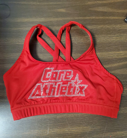 Varsity MotionFLEX bling sports bra