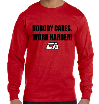 Nobody Cares Design