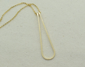 Elan Gold Necklace