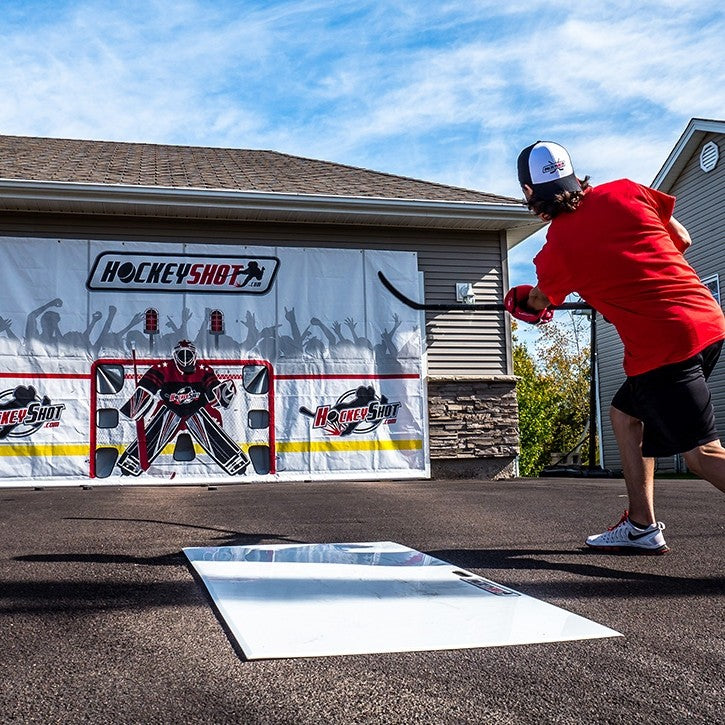 HockeyShot Shooting Tarp 8'x16'