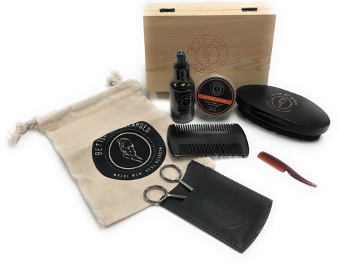 Beard Grooming Kit For Men