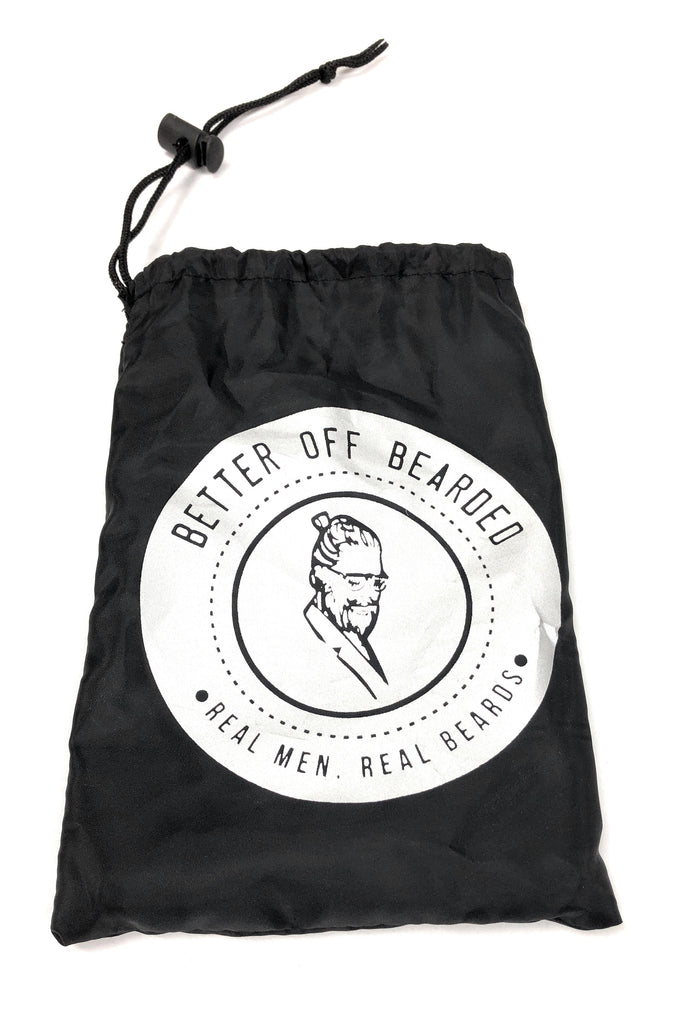 Beard Trimming Apron and Shaving Bib