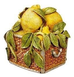 "Harmony Kingdom ""Lemon"" Box Figurine"
