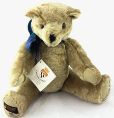 Canterbury Bear Made in England Jointed Bear